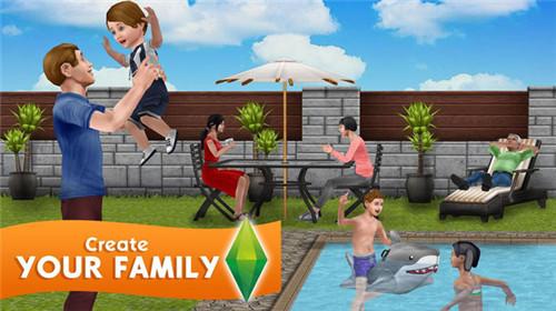 模拟人生:自由行动游戏下载|模拟人生:自由行动无线金币无广告版下载 v5.53.1